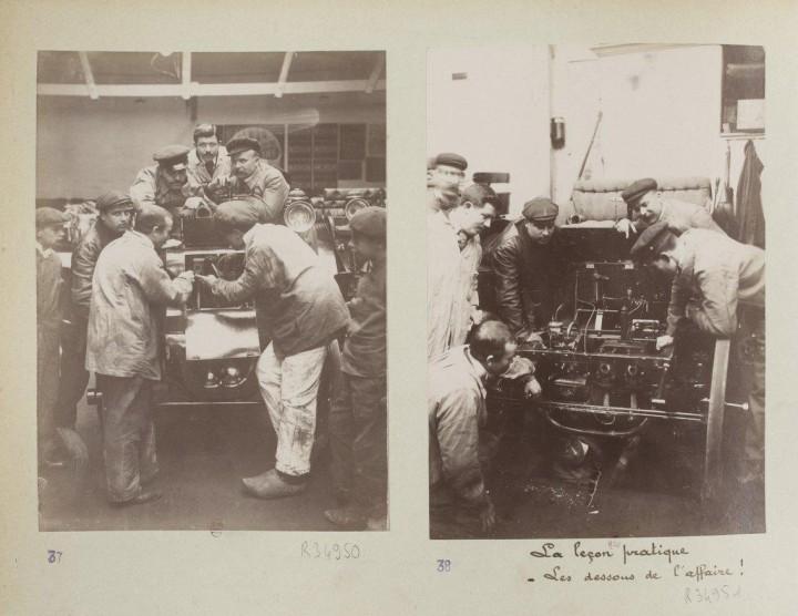 devenir chauffeur voiture 1898 02 720x556 Comment on devient chauffeur automobile en 1898  photographie histoire bonus