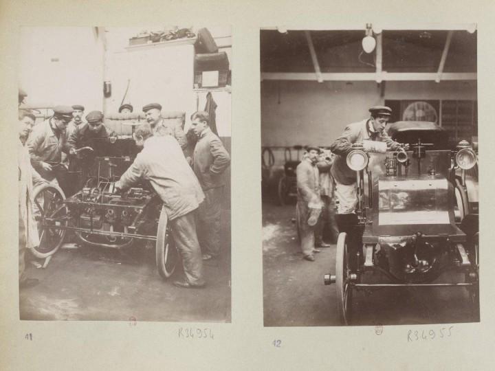 devenir chauffeur voiture 1898 04 720x540 Comment on devient chauffeur automobile en 1898  photographie histoire bonus