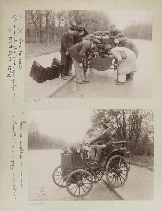 devenir chauffeur voiture 1898 08 540x700 Comment on devient chauffeur automobile en 1898  photographie histoire bonus