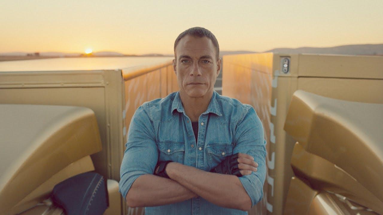 Jean Claude Van Damme est beau comme un camion Volvo