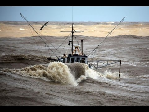 La pêche en bateau en Nouvelle Zélande