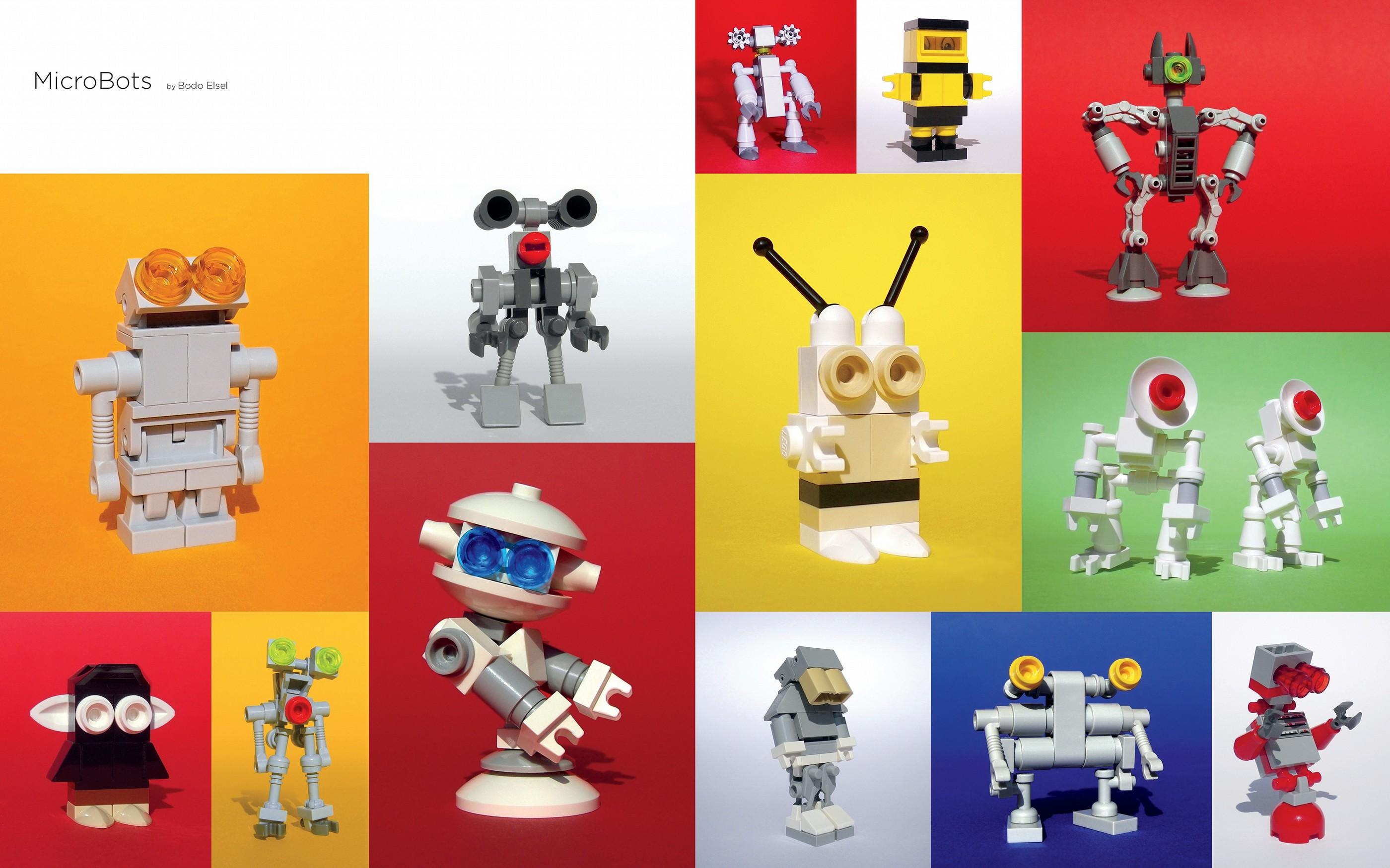 Les Plus Belles Creations En Lego Dans Un Livre