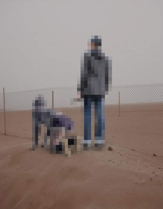 pixelated 05 547x700 Des amis virtuels en pixels  photographie design bonus art