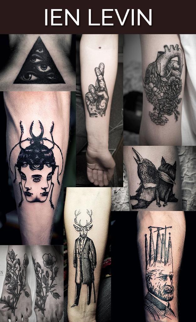 Des tatouages originaux for Best tattoo artist in alabama