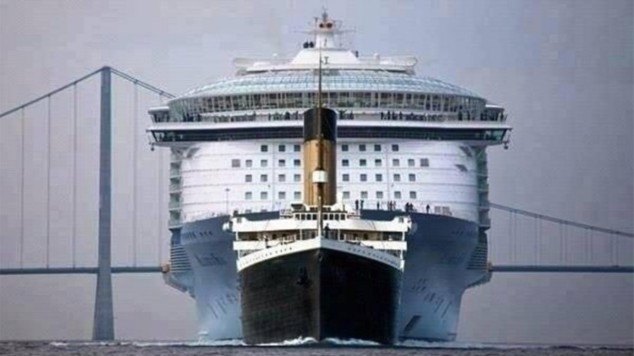 titanic-allure-sea