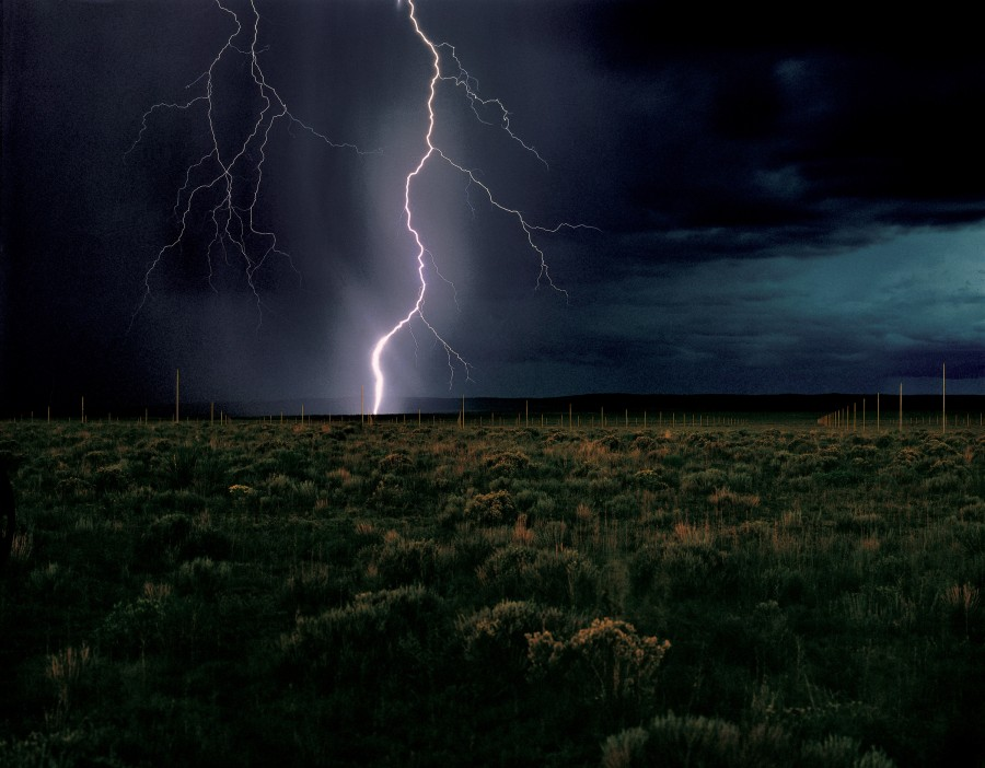 The Lightening Field 2