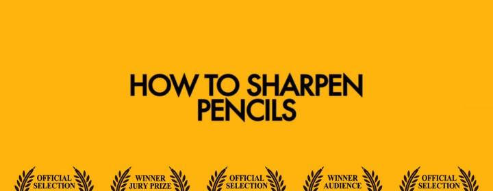 Comment tailler un crayon à papier