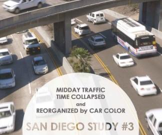Le trafic organisé par couleurs
