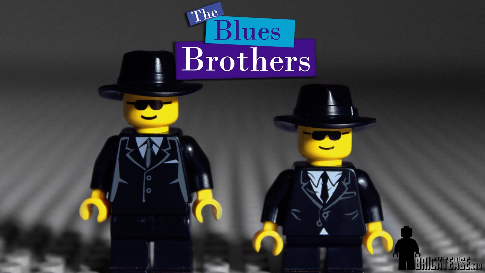 Les Blues Brothers en Lego
