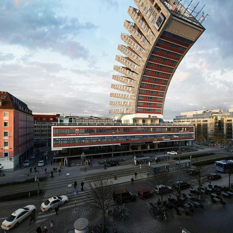 88 versions numériques d'un immeuble