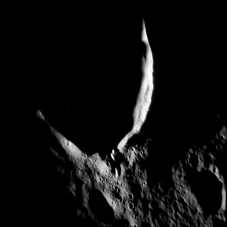 photo loupe apollo lune 76 750x750 Les photos loupées dApollo 11  technologie photographie espace technologie