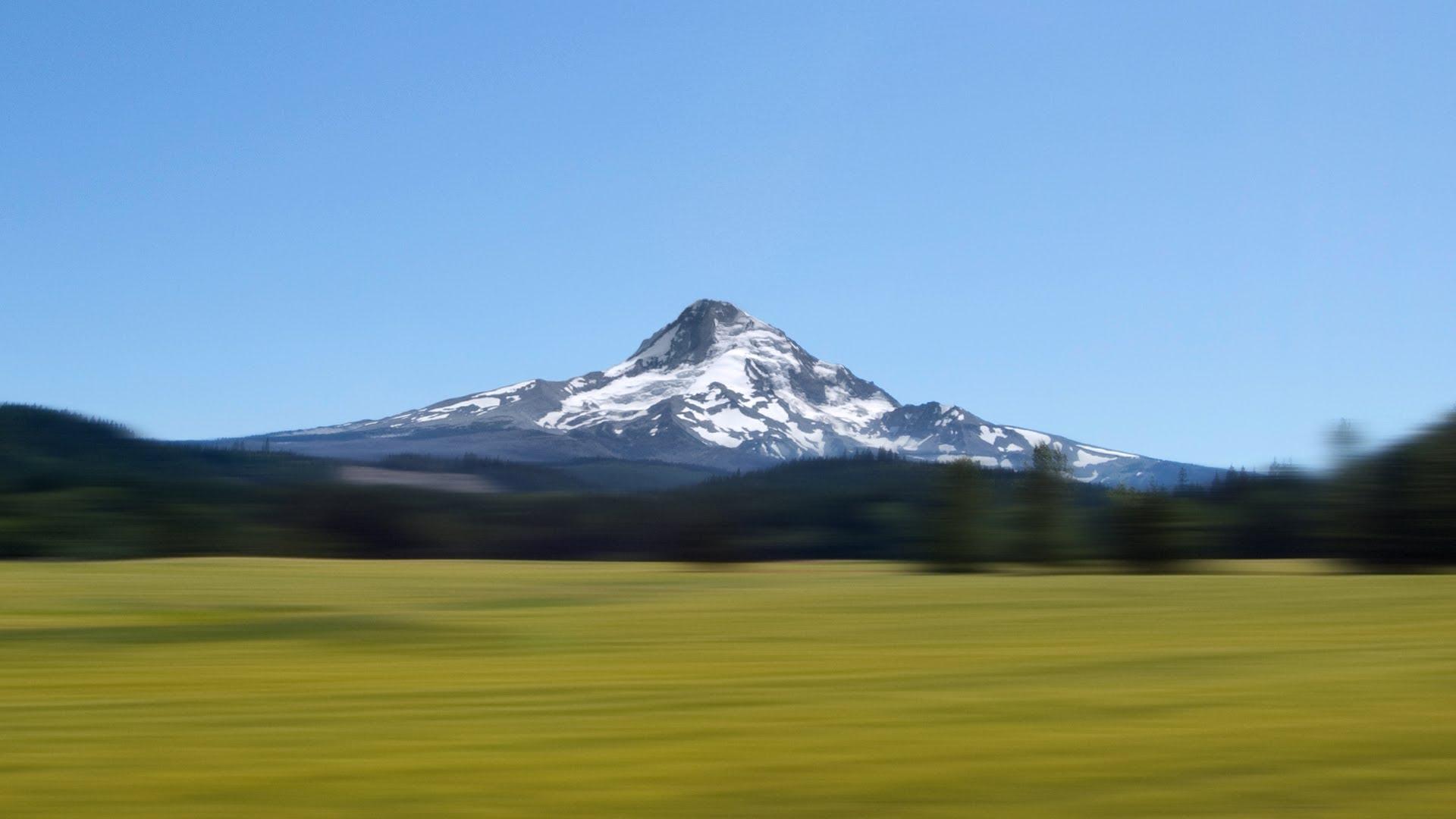 Tourner autour d'une montagne