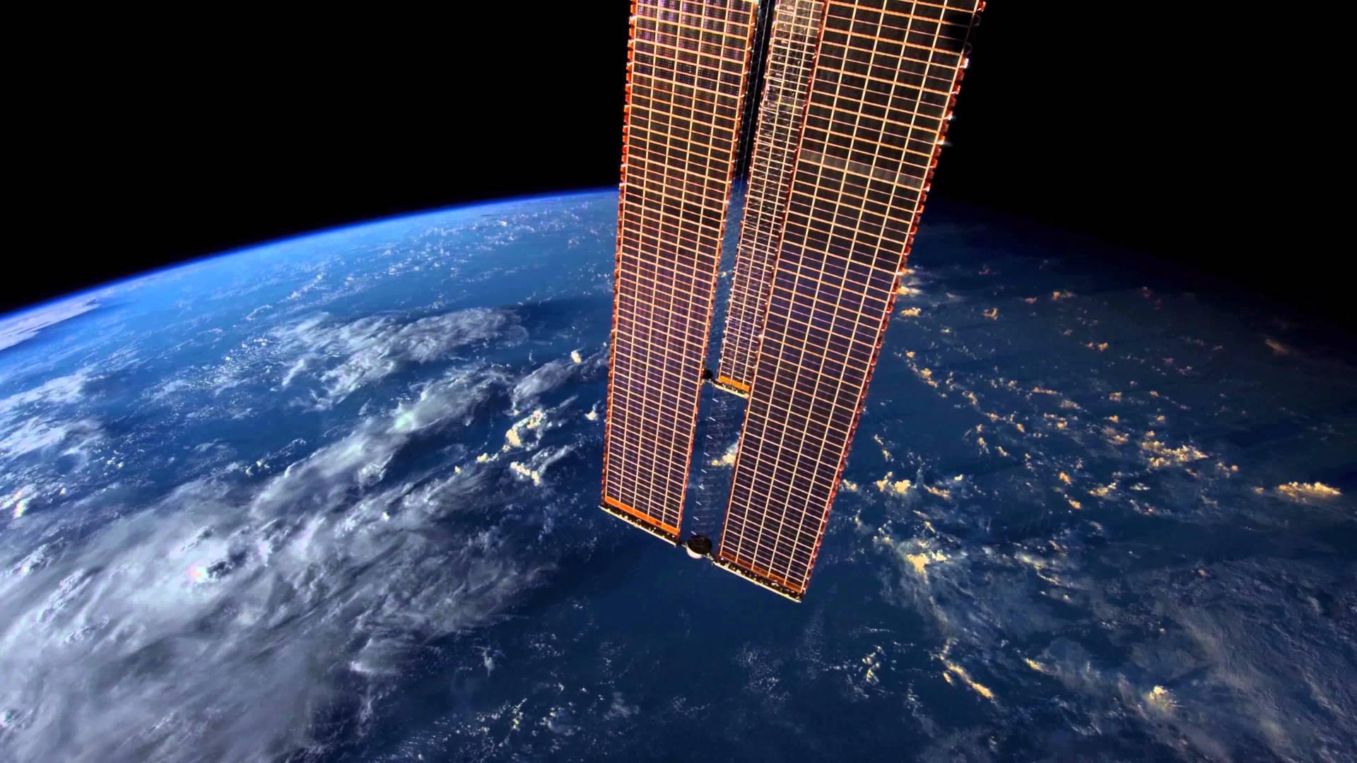 Un nouveau magnifique timelapse depuis d'ISS