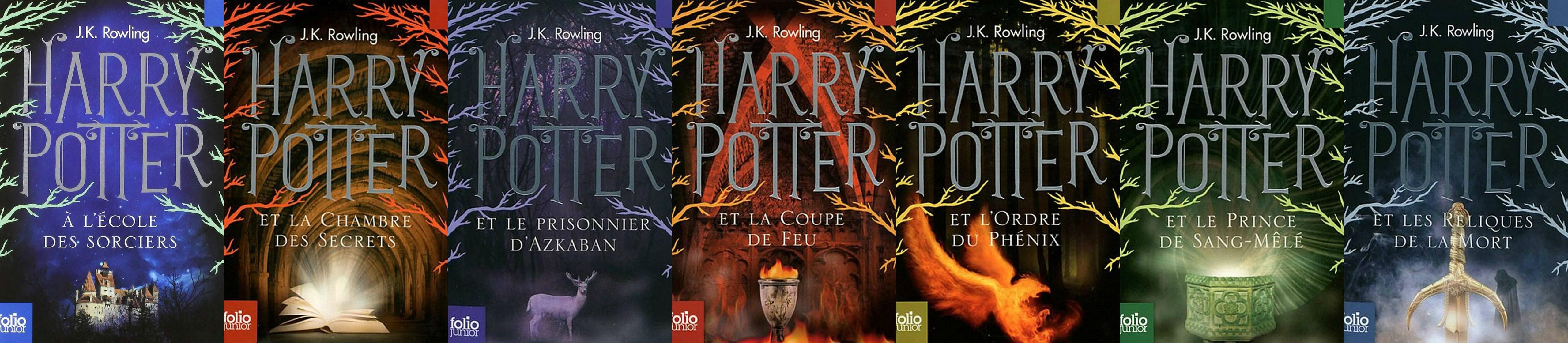 Les Couvertures Des Livres Harry Potter Par Pays