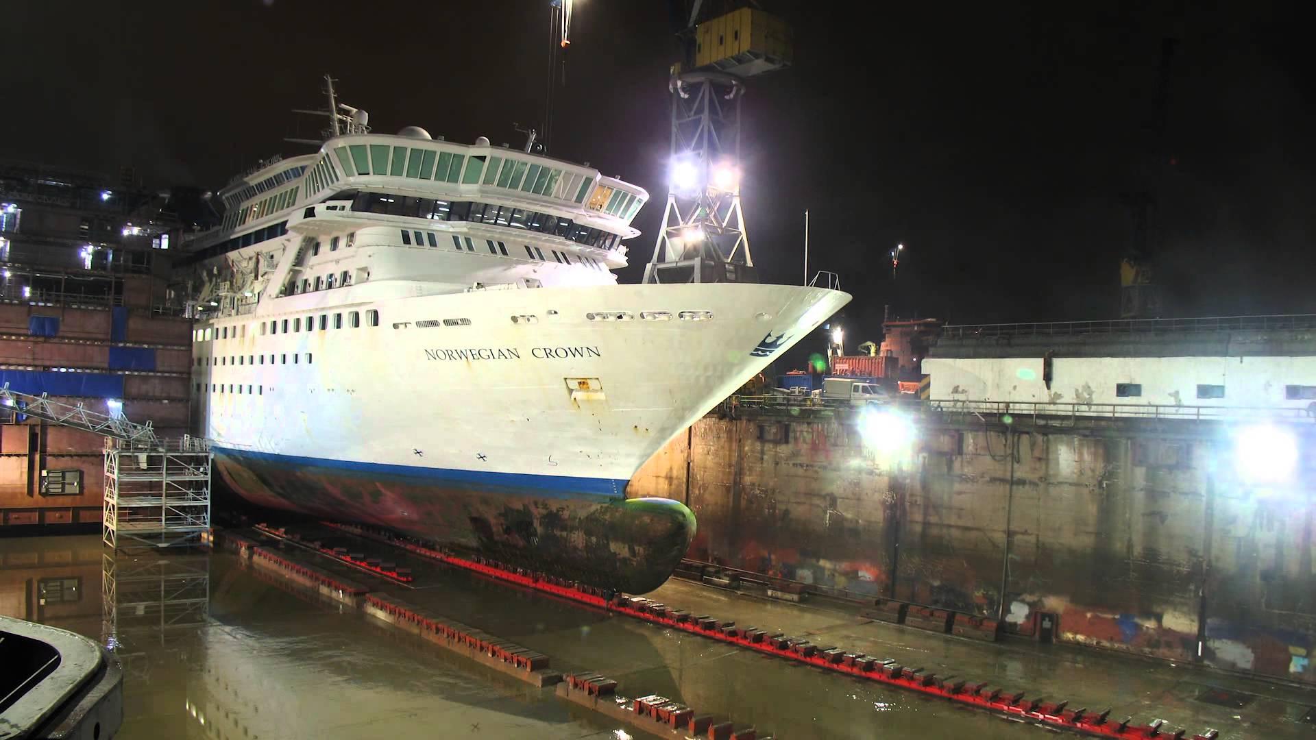 Comment ajouter 30 mètres à un bateau de croisière