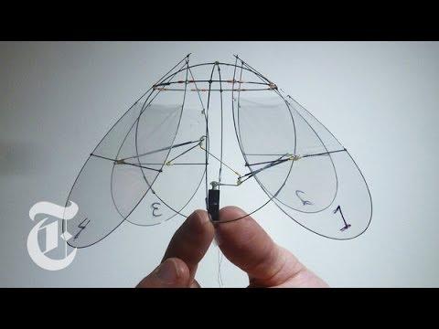 Des méduses robotiques volantes