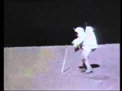 Faut pas laisser tomber son marteau sur la lune