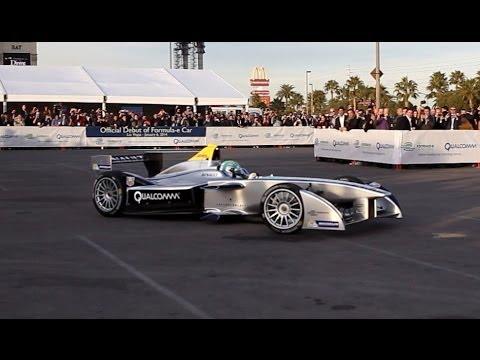 La Formule E Renault SRT 01E