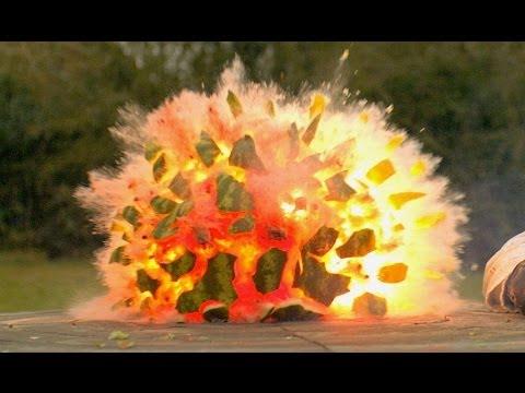 La pastèque qui fait boom