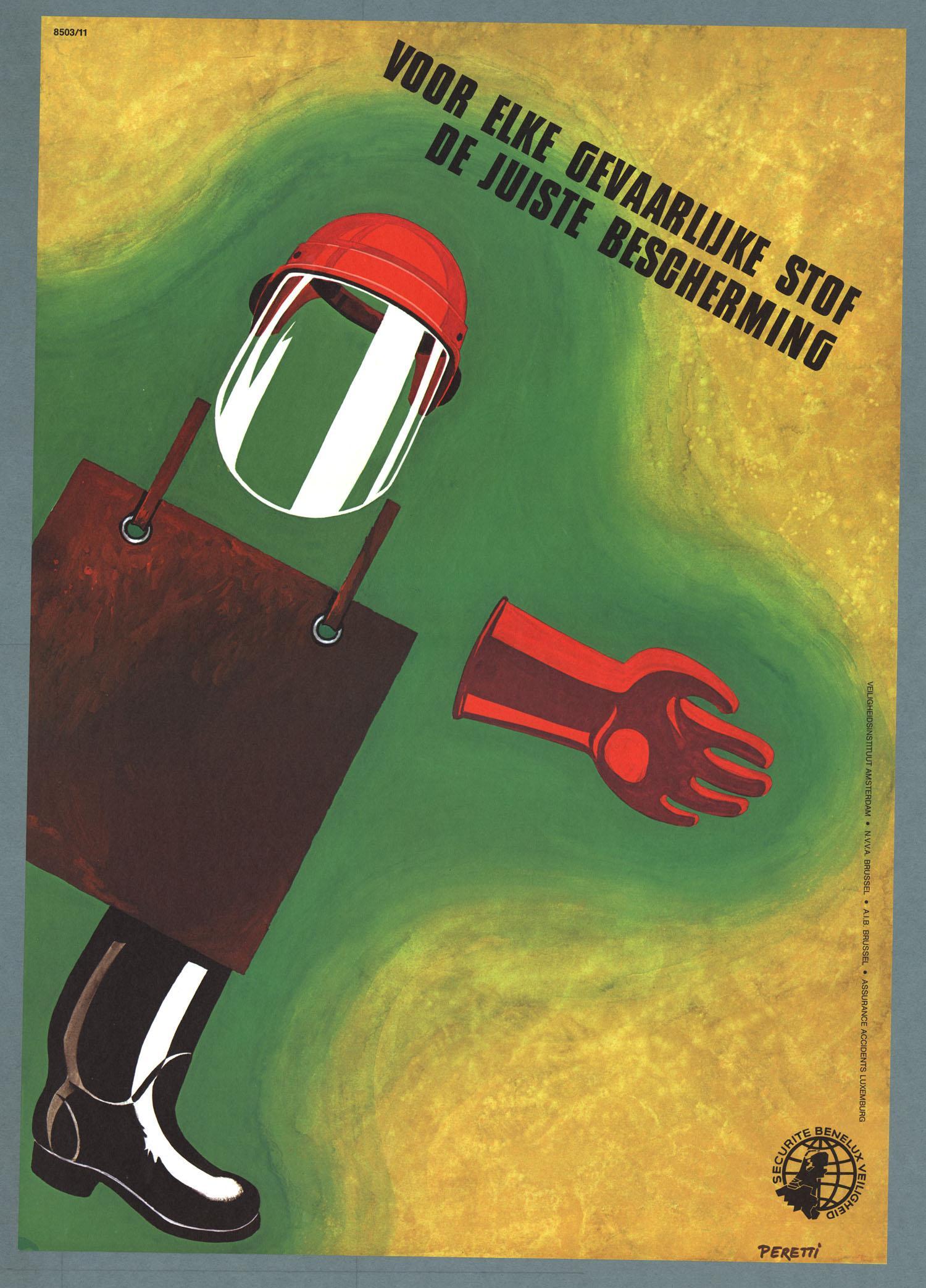 Top affiche-securite-pays-bas-05 - La boite verte YU91