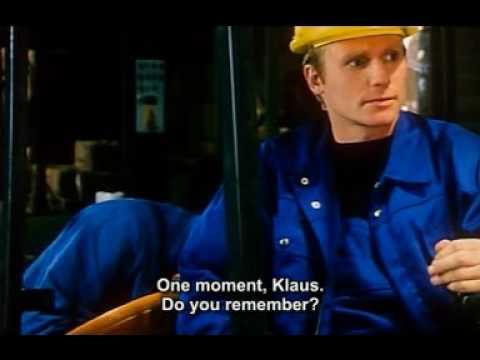 Klaus et le chariot élévateur