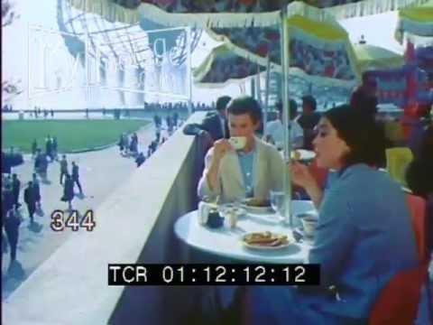 L'Exposition Universelle de 1964 à New York