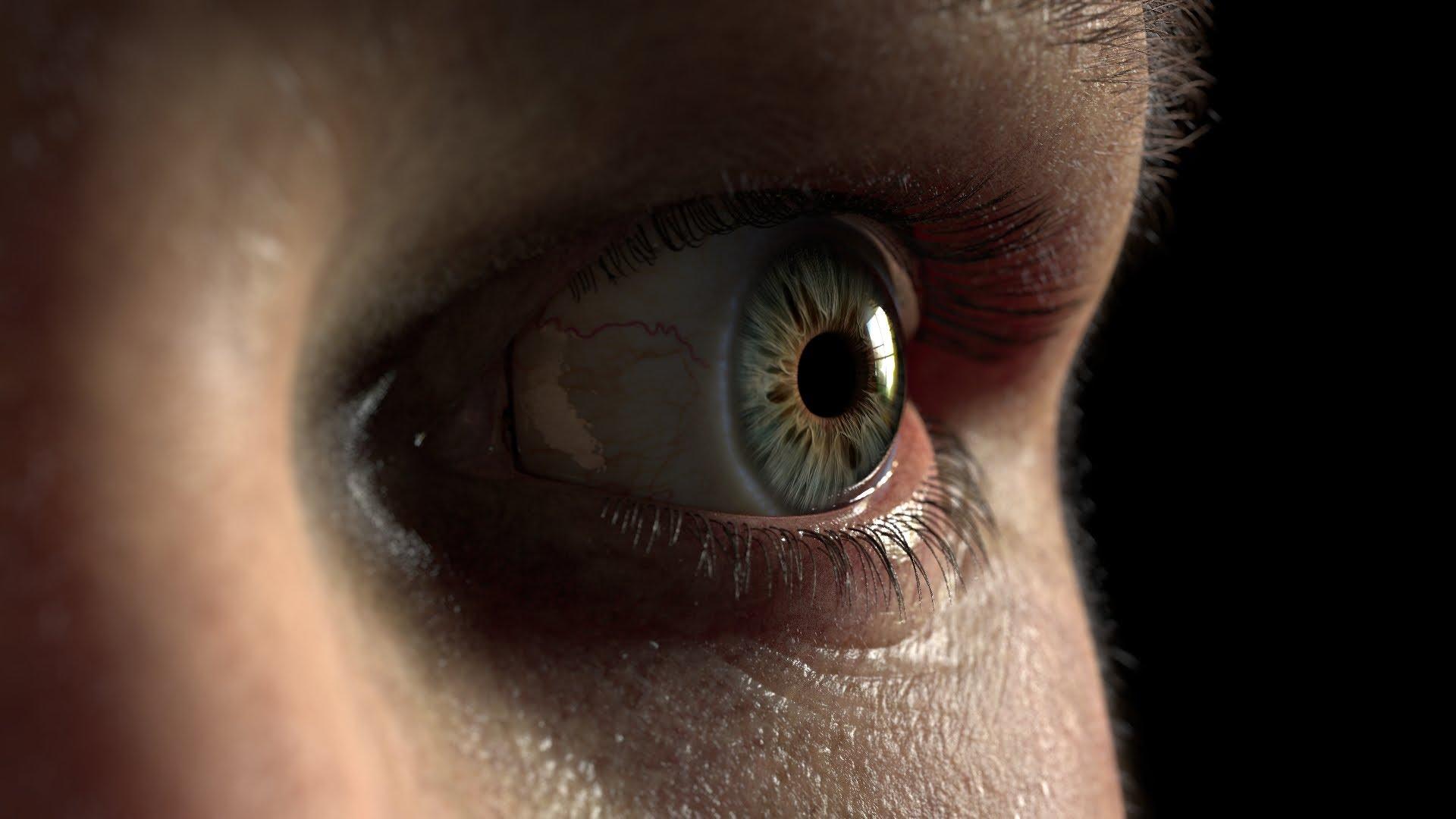 Un oeil en 3D