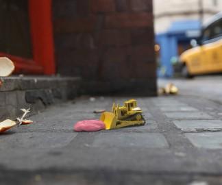 Des mini vidéos d'un mini monde de nettoyeurs