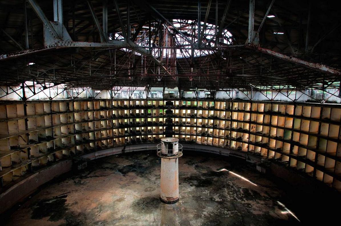 prison cubaine panoptique 04 prison cubaine panoptique 04