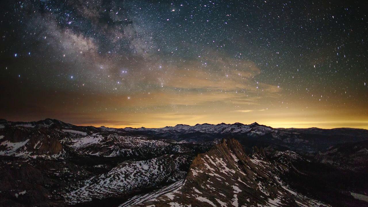 Yosemite Timelapse II