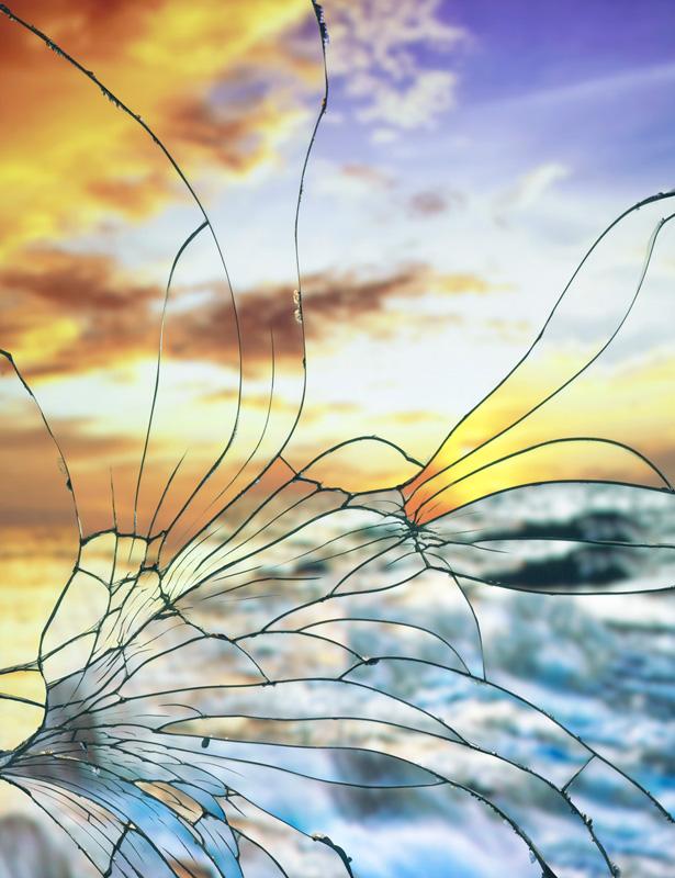 Couche soleil miroir casse 05 la boite verte for Miroir casse