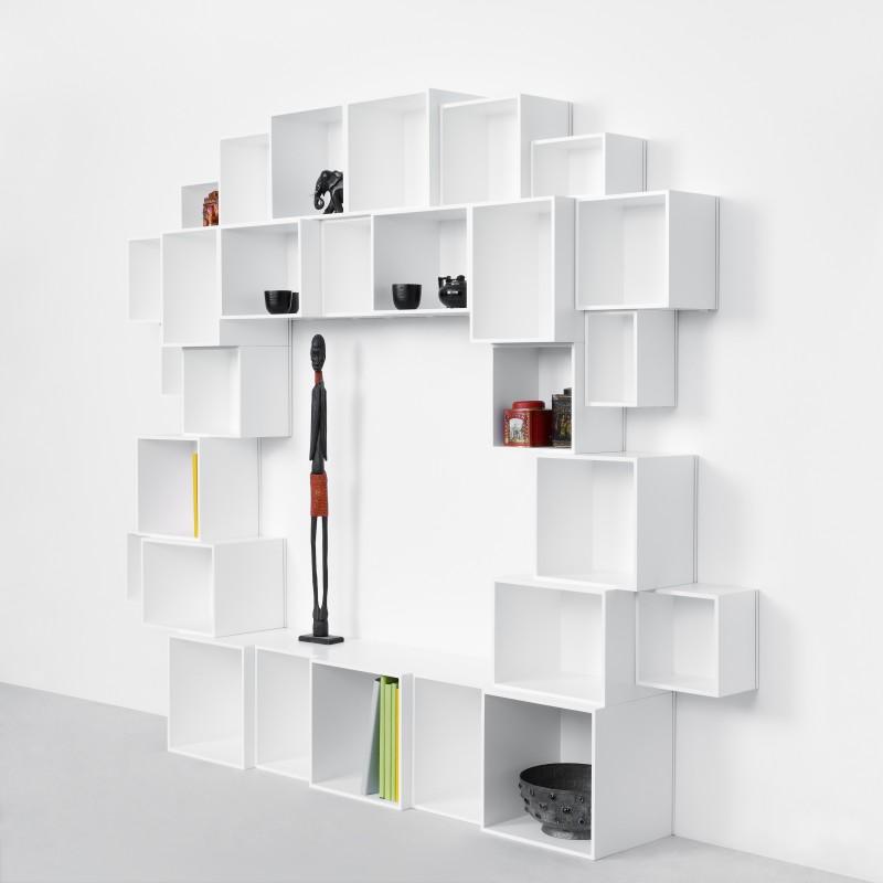 cubit pour construire des biblioth ques et des tag res. Black Bedroom Furniture Sets. Home Design Ideas