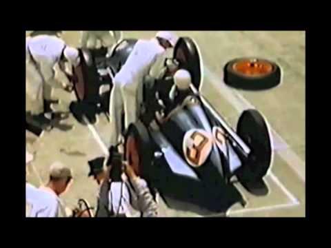 Les arrêts aux stands en Formule 1 de 1950 à nos jours