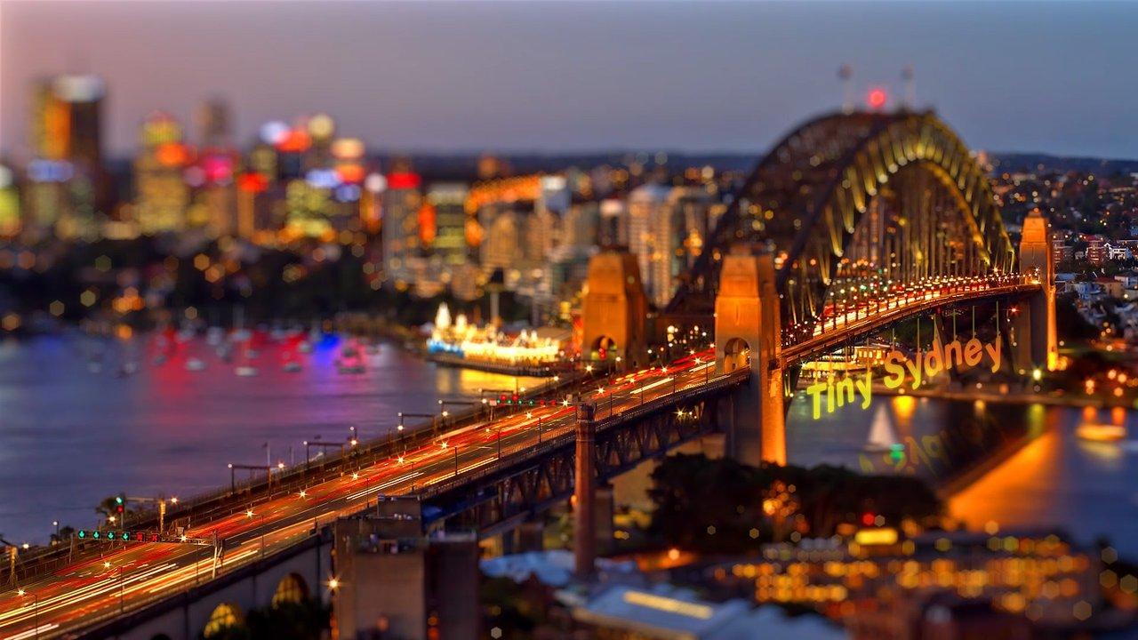 Mini Sydney