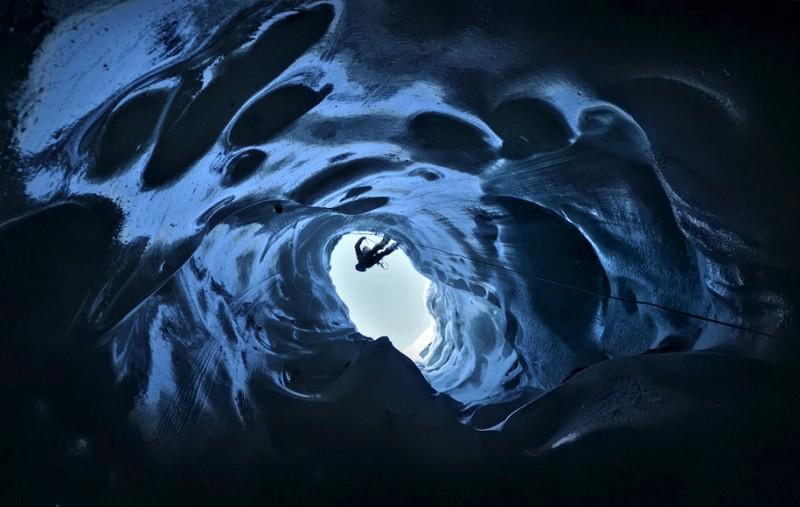 Robbie Shone, un photographe spéléologue photographe grotte 04 800x507