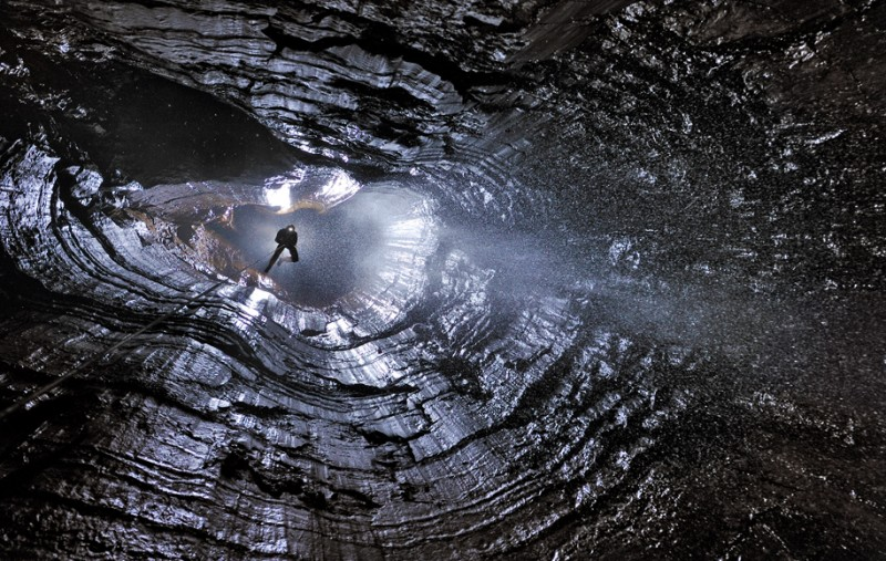 Robbie Shone, un photographe spéléologue photographe grotte 07 800x507