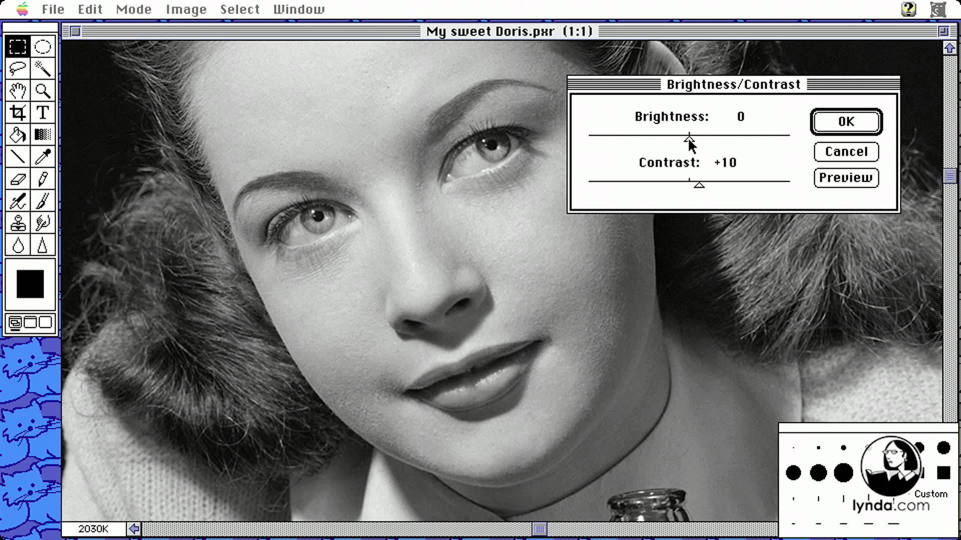 Tutoriel pour retoucher une image avec Photoshop 1.0.7