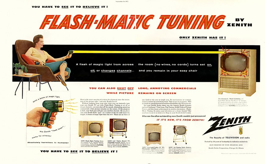 Flashmatic-tuning