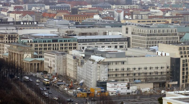 Germany Berlin US Embassy