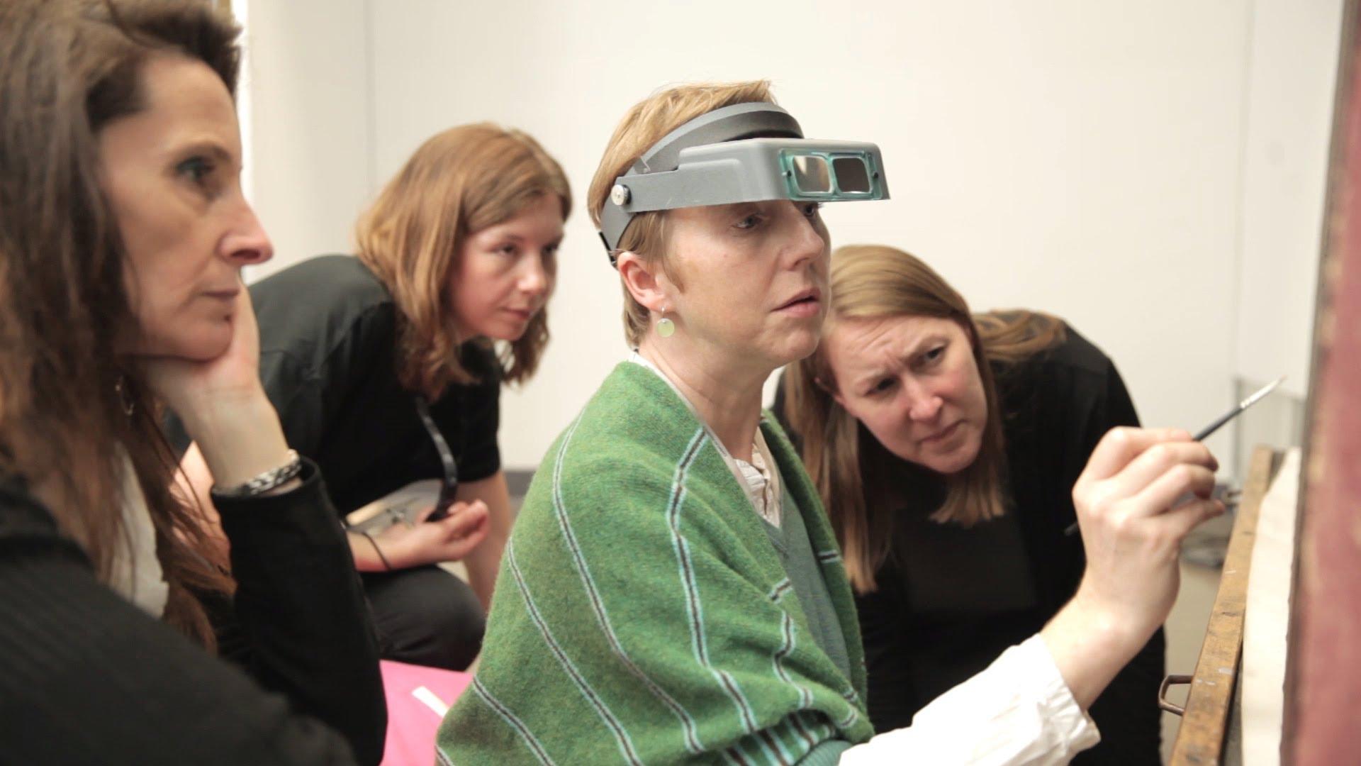 Comment la Tate Modern restaure un Rothko abimé