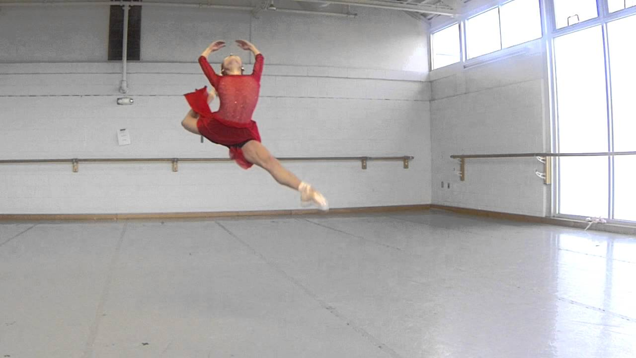 De la danse au ralenti