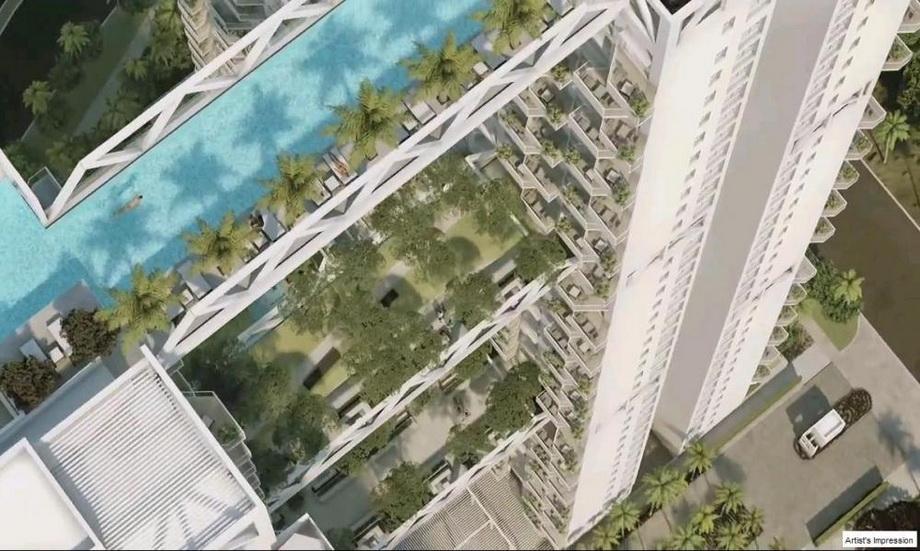 Pont piscine sky habitat 08 la boite verte for Piscine miroir wikipedia