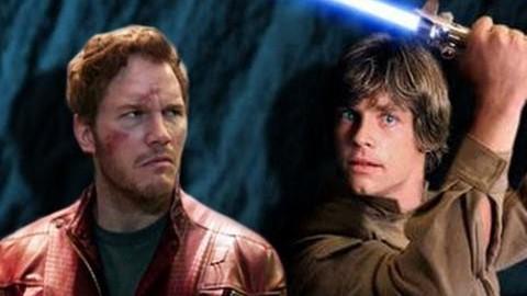Star Wars dans le style des Gardiens de la Galaxie