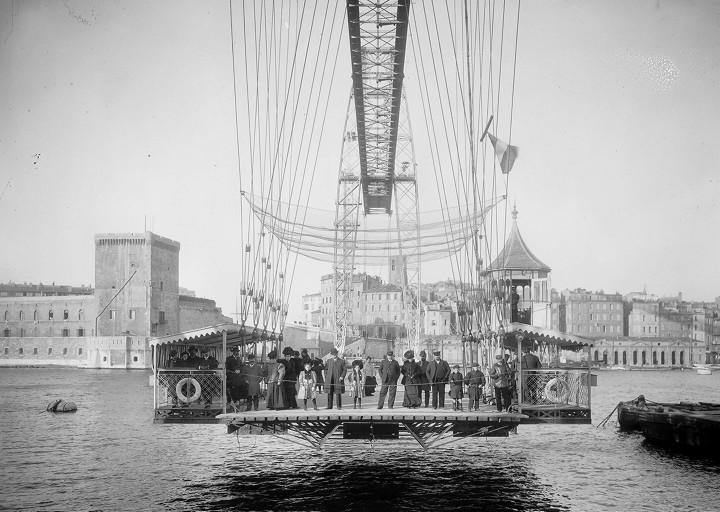 Marseille_Pont_Transbordeur_nacelle