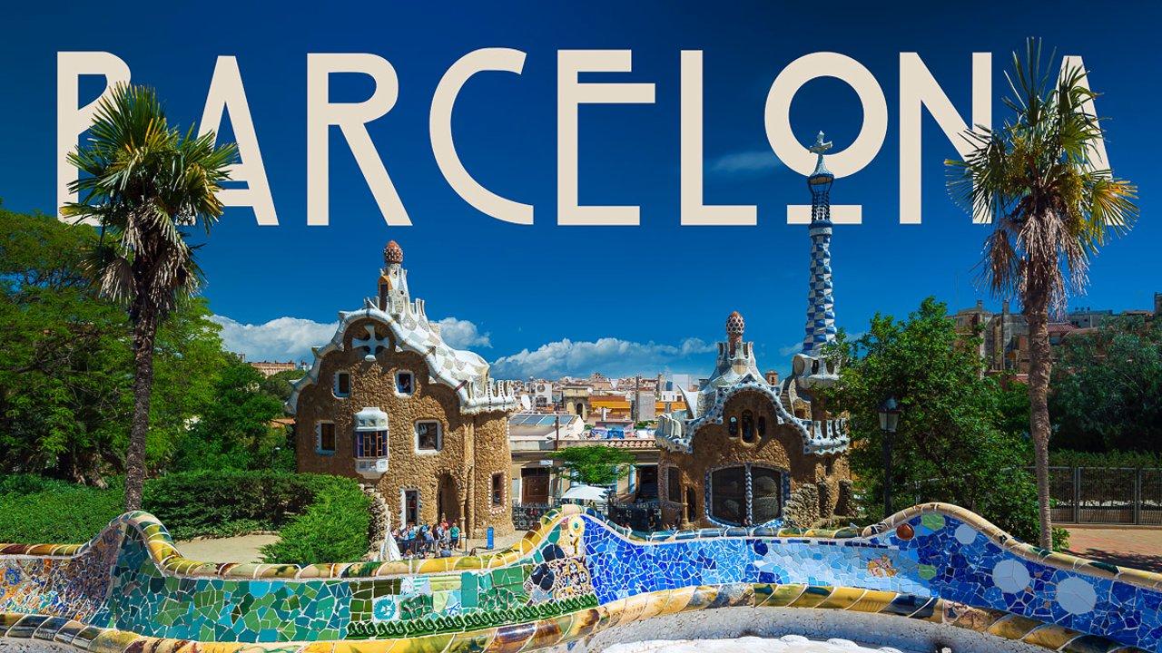 Barcelone c'est beau et ça bouge