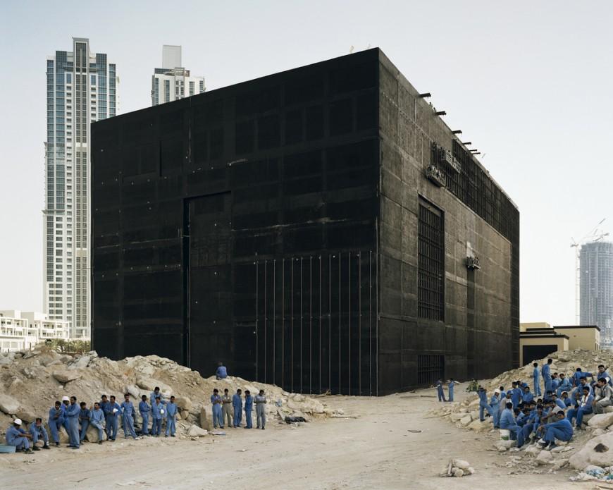 Water cooling plant, Dubai, 2009