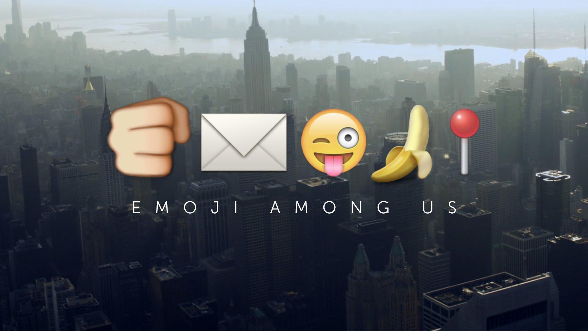 Emoji Among Us