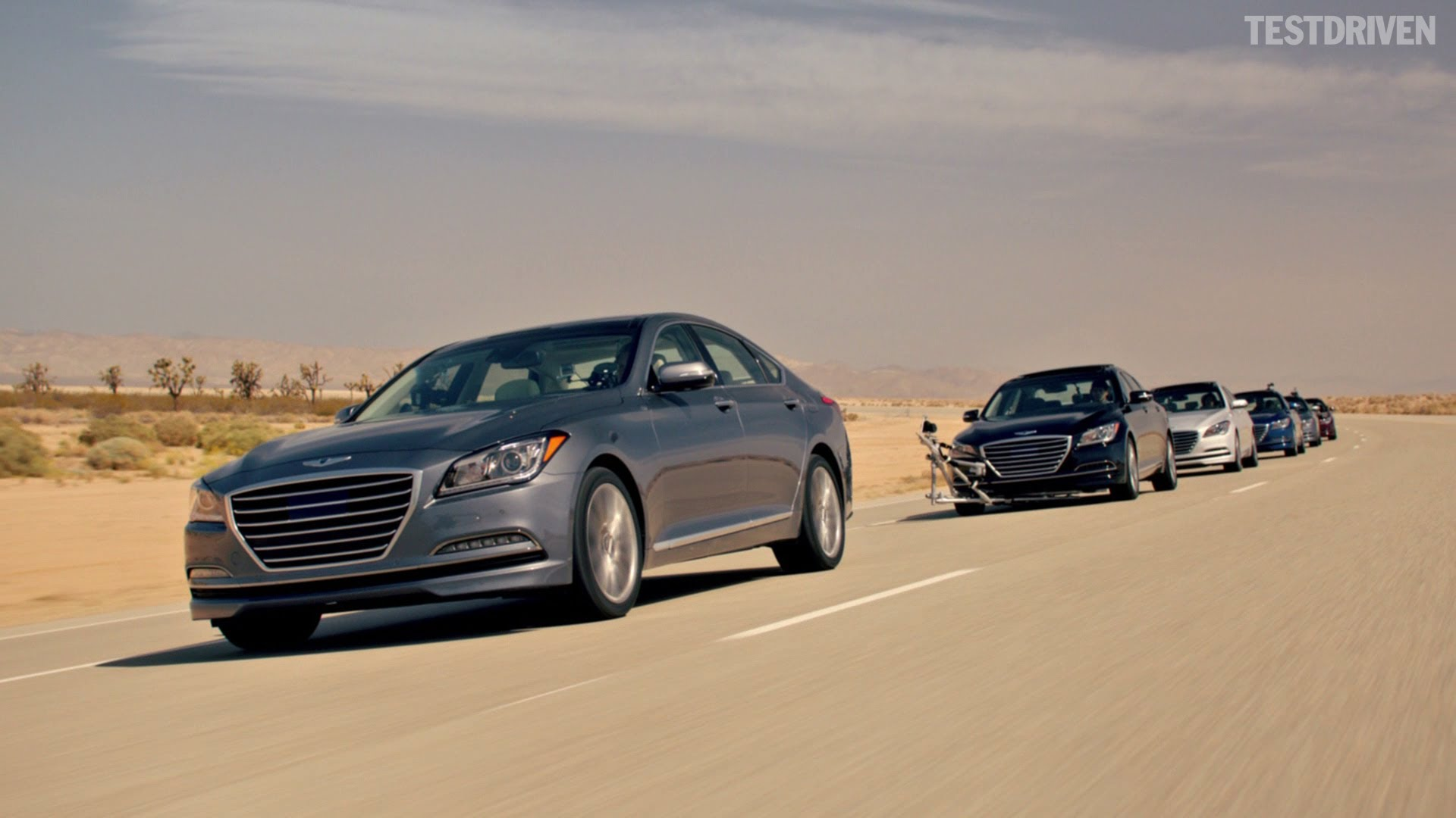 Publicité pour l'assistance à la conduite de Hyundai