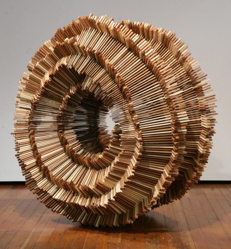 Des bouts de bois assembl s - Quel bois pour sculpter ...