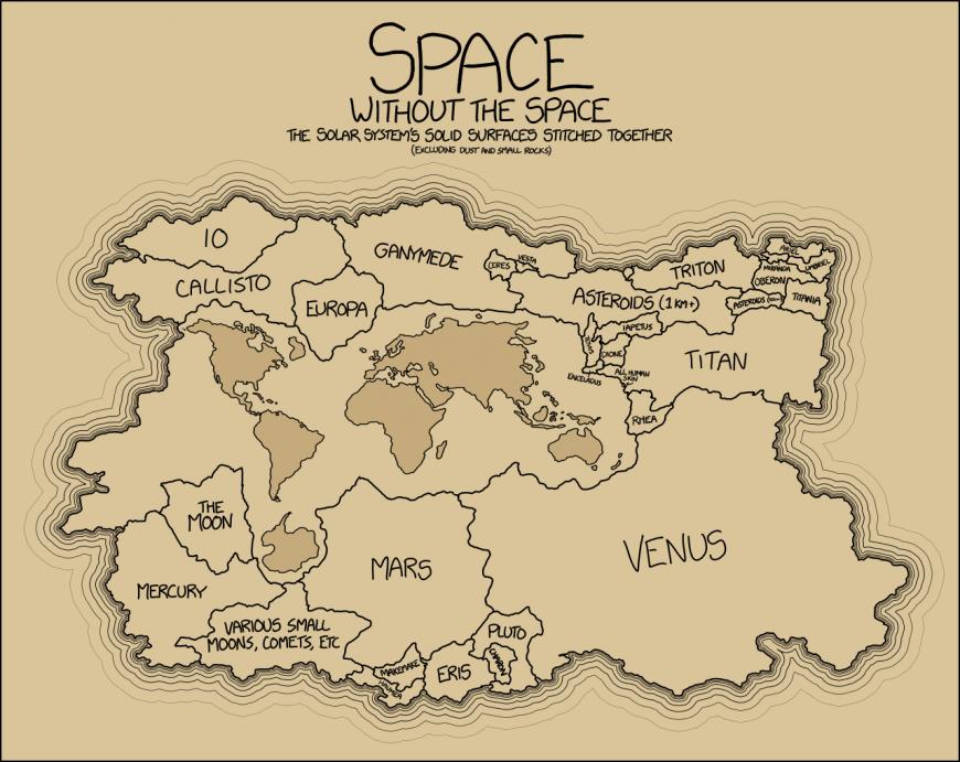 surface-espace